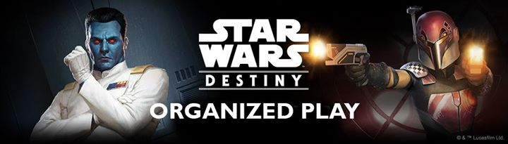 Star Wars Destiny Organized Play Formats