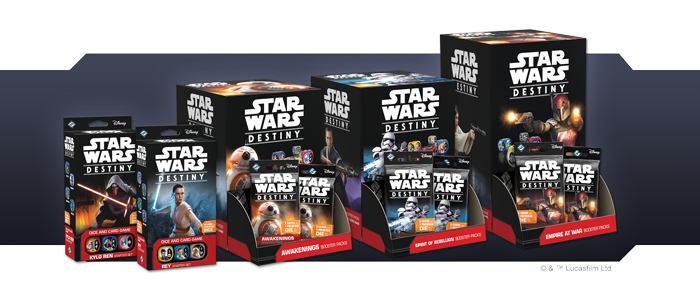 Star Wars Destiny Organized Play Formats Cycle